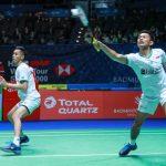 8 Ganda Putra Elite Indonesia Akan Berebut Tempat di Skuad Thomas Cup