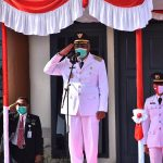 Bupati Jarot Ajak Elemen Bangsa Maknai HUT ke-75 RI Dengan Semangat Optimisme Menuju Indonesia Emas