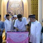 Bupati Jarot Ingatkan Fungsi Trilogi Masjid saat Resmikan Masjid Darul Ulum 13