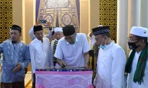 Bupati Jarot Ingatkan Fungsi Trilogi Masjid saat Resmikan Masjid Darul Ulum 3