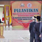 Bupati Jarot Sebut Universitas Kapuas Sintang Perguruan Tinggi Terunggul di Wilayah Timur Kalbar 12