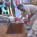 Bupati Martin Letakkan Batu Pertama Pembangunan Masjid Sultan Zainudin 26