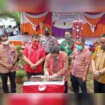 Bupati dan Wabup Sekadau Deklarasikan Ensalang Sebagai Desa ODF 20