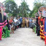 Bupati dan Wabup Sekadau Hadiri HUT Trikadharma ke-28 Desa Nanga Menterap 23