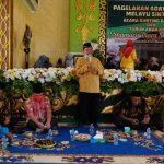 Bupati dan Wakil Bupati Sekadau Hadiri Pagelaran Adat Budaya Melayu Sintang Bertajuk Ritual Gunting Rambut 15