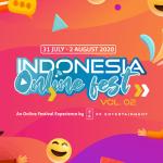 Deretan Artis Papan Atas Meriahkan Indonesia Online Fest Vol. 02