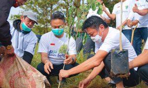 Edi Ajak Warga Peduli dan Cinta Lingkungan 1