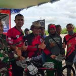 FC 69 dan PDI Perjuangan Kalbar Gelar Lomba Mancing Udang Galah Sambut HUT ke-75 RI 19