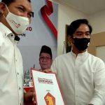Gibran Resmi Dapat Dukungan Partai Gerindra di Pilkada Solo 2020