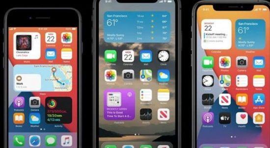 IOS 14 Beta Isyaratkan Kehadiran IPhone yang Lebih Kecil