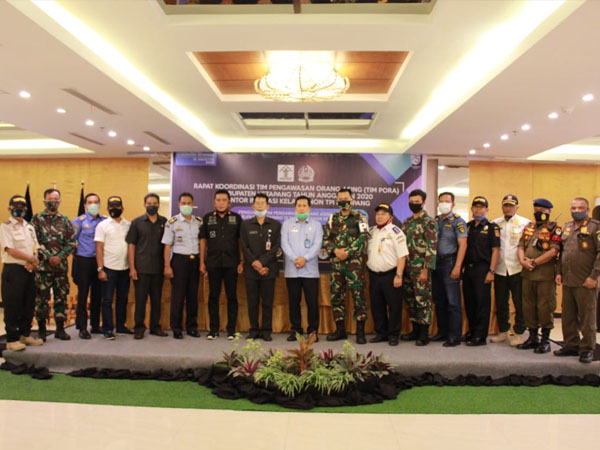 Imigrasi Ketapang Gelar Rapat Koordinasi Pengawasan Orang Asing 1