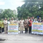 Lestarikan Sungai, Pemkab Ketapang dan PSP PEDAS Tebar 5000 Bibit Ikan Patin di Tumbang Titi 26
