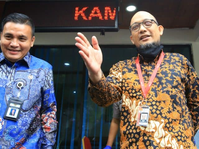 Novel Baswedan Sebut Proses Peralihan ASN Akhir Pelemahan KPK