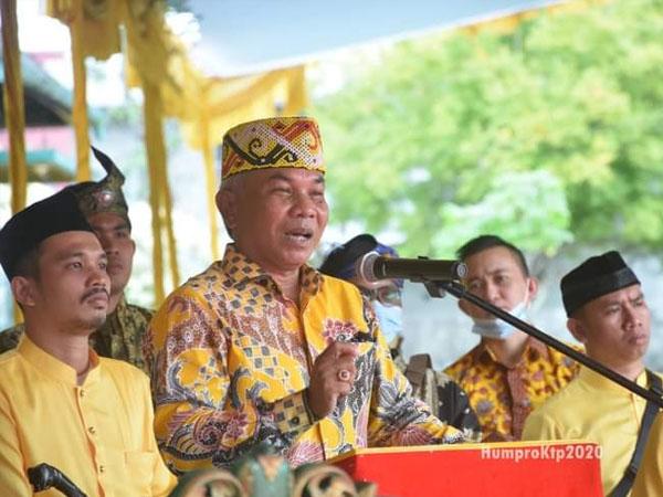 Pemkab Ketapang Akan Lanjutkan Pemugaran Makam Kerajaan Tanjungpura dan Bangun Jembatan Pawan VI 1