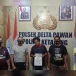 Polisi Ringkus Penipu Berkedok Minta Sumbangan Idul Adha di Ketapang 5