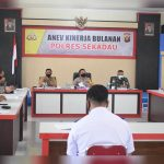 Rakor Persiapan Pilot Project Adaptasi Kebiasaan Baru di Kabupaten Sekadau 9