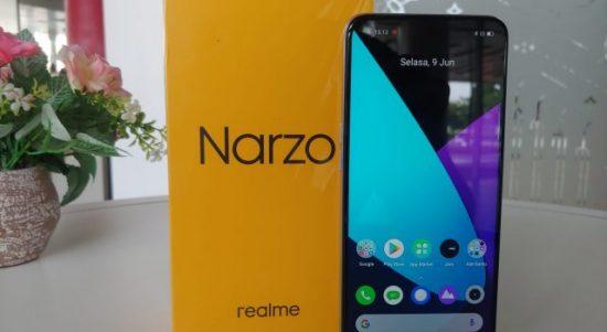 Realme Narzo, Entri Baru Realme di Indonesia, HP Gaming Rp 2 Jutaan
