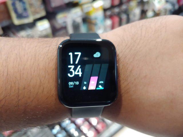Realme Watch, Arloji Pintar Pertama Realme, Praktis dan Tangguh