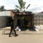 Satpol PP Kubu Raya Kembali Tertibkan Bangunan Liar 9