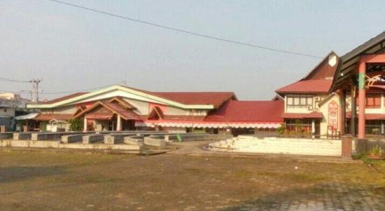 Tanah dan Bangunan Kantor UPT Taman Budaya menjadi satu dari 17 aset daerah yang akan dijual Pemprov Kalbar