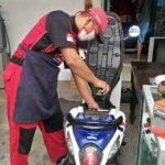Tips Mudah Ganti Aki Motor 23