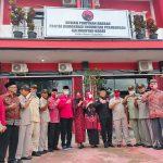 Veteran-Pensiunan Hingga Purnawirawan Hadiri Upacara HUT Kemerdekaan RI Bersama PDIP Kalbar 10