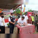 Wabup Aloysius Hadiri Deklarasi ODF Stop BABS di Belitang Hulu 25