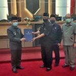 Pemprov dan DPRD Kalbar Sepakati KUA-PPAS APBD 2021 14