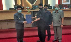 Pemprov dan DPRD Kalbar Sepakati KUA-PPAS APBD 2021 5
