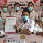 Yuslanik Ditunjuk Prabowo Subianto Pimpin DPC Gerindra Kubu Raya 3