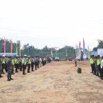 TNI-Polri Siap Amankan Pelaksanaan MTQ XXVIII Kalbar di Sekadau 5