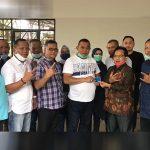 Cawabup Sintang Syarifuddin Resmi Jadi Kader PAN