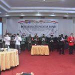 Deklarasi Pilkada Damai dan Ajakan Gunakan Hak Suara 5