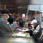 Disiplinkan Warga Terhadap Protokol Kesehatan, Satpol PP Kubu Raya Razia Masker 6