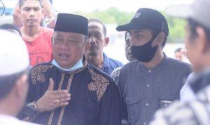 Kunjungi Muara Pesaguan, ISO Komitmen Tingkatkan Kesejahteraan Petani dan Nelayan 4