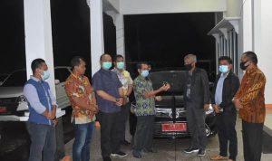 Cuti Kampanye, Martin Rantan Kembalikan Fasilitas Jabatan Bupati ke Pemkab Ketapang 3