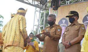Martin Rantan Pastikan Sejarah Kerajaan Tanjungpura Dibukukan 4