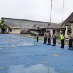 Pengamanan Rapat Penetapan Paslon Pilkada, Polres Sekadau Kedepankan Protokol Kesehatan 9