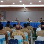 Pjs Bupati Sekadau Silaturahmi dan Temu Kenal Dengan para Kepala OPD di Hari Pertama Menjabat 27