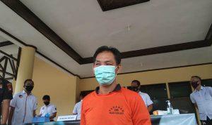 Polres Kubu Raya Tetapkan MP Sebagai Tersangka Miras 1