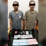 Satresnarkoba Polres Ketapang Amankan Tiga Pelaku Narkoba di Kos-Kosan 5