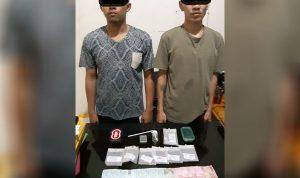 Satresnarkoba Polres Ketapang Amankan Tiga Pelaku Narkoba di Kos-Kosan 1