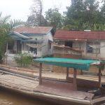 Sejumlah Desa di Sekadau Terendam Banjir 7