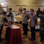 Sutarmidji Ingatkan Para Peserta Pilkada Tetap Jaga Silaturahmi dan Disiplin Protokol Kesehatan Covid 5