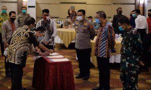 Sutarmidji Ingatkan Para Peserta Pilkada Tetap Jaga Silaturahmi dan Disiplin Protokol Kesehatan Covid 1