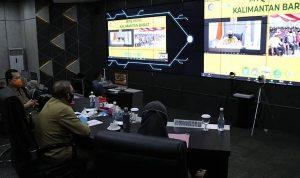 Sutarmidji Tutup MTQ XXVIII Kalbar di Sekadau Secara Virtual 3