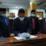 Wali Kota Pontianak Teken Rancangan Awal Perubahan RPJMD 2020-2024 3