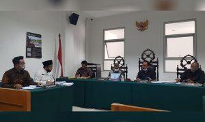 Mekanisme Hukum Tak Sinkron, Yasir Anshari-Budi Mateus Mengadu ke DKPP 1
