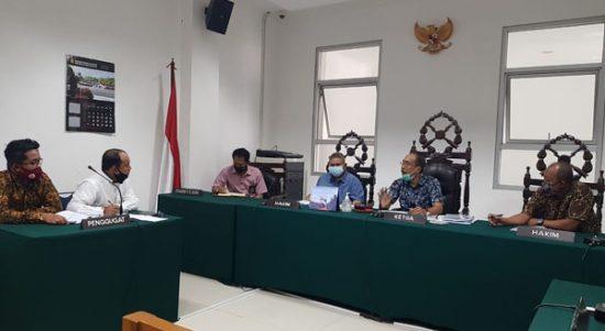 Yasir Anshari-Budi Mateus Menggugat, PTTUN Bakal Panggil KPU Ketapang 1