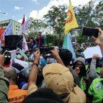 Aliansi Buruh Sayangkan Sikap DPRD Kalbar Soal Omnibus Law Cipta Kerja 7